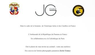 The Gunas Benefit non profit Fourneaux de mes amours with Javier Gomez