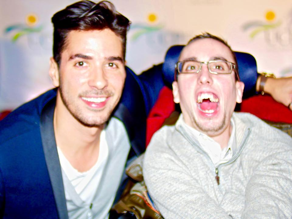 Santa Project Party nited Cerebral Palsy of New York City Javier Gomez Photographer