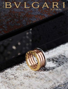 Bvlgari The Light Catcher photography by Javier Gomez text by Francesca Lancini