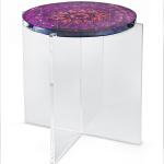 Javier Gomez & B. Pila design Tables MAISON & OBJET Americas